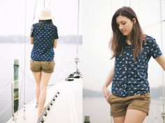 Tradlands | Button-up Shirts for Women | Volume Three Lookbook