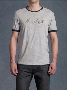 Marshall Graphic Tee - John Varvatos