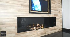 Planning to install a fireplace? What are the 3 questions to ask before buying an ethanol burner insert to build your trendy hearth? Wall Mounted Fireplace, Fireplace Set, Ethanol Fireplace, Rustic Fireplaces, Fireplace Inserts, Modern Fireplace, Wall Mounted Electric Fires, Installing A Fireplace, Standing Fireplace