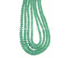 J-beads is wholesale supplier of emerald beads. We can supply imaginable size and quality in emerald stone beads.