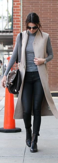 Kendall Jenner street style inspiration