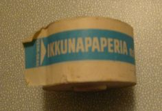 Ikkunapaperia, ennenvanhaan Old Ads, Teenage Years, Long Time Ago, Retro Vintage, Nostalgia, The Past, Old Things, Memories, Traditional