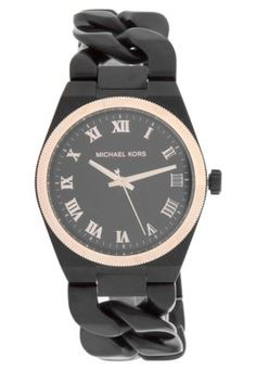 dfe206e485e Relógio Michael Kors MK3415 1PN Preto Relógio Michael Kors
