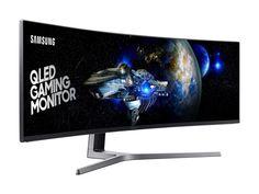 "49"" CHG90 QLED Gaming Monitor"