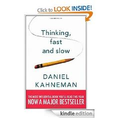 Thinking, Fast and Slow, Daniel Kahneman. An absolutely amazing book, full of very powerful insight into the way we think. Written with a perfect balance of clarity and complexity by a Nobel prize winner. Great Books, My Books, Books To Read, Thinking Fast And Slow, Behavioral Economics, Think Fast, The Guardian, Reading Lists, This Book