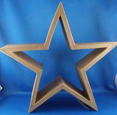 PappArt Rahmen Stern