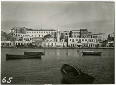 LoveChania – The discovery of Chania and the beautiful island of Crete Crete Island, Simple Photo, Beautiful Islands, British Museum, Old Pictures, Once Upon A Time, Istanbul, Greece, The Past