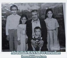 Abdullak KAYAR ve torunları /BÜNYAN