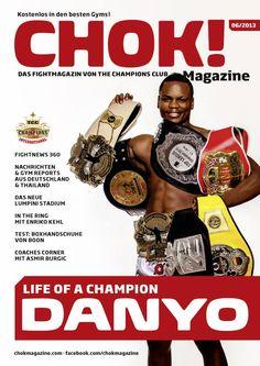 Chok Magazin 3 erscheint im Januar 2014