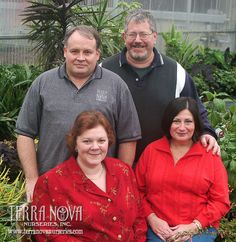 Terra Nova Nurseries is owned by Ken and Jody Brown as well as Dan Heims and his wife Lynne Bartenstein. Together, they have caused Terra Nova Nurseries to become one of the world's top breeders, with the introduction of more than 700 varieties to the global market.