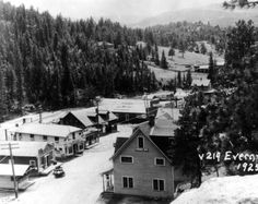 Evergreen, Colorado :: Western History