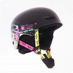 DEMON LID MATTE AUDIO - kask narciarski. Sprawdź w sklepie internetowym http://www.ski24.pl/kaski-33-k. Najlepsze ceny sprzętu zimowego: nowe narty, buty narciarskie, kije, kaski i akcesoria do 70% taniej.