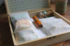 letter writing kit to make