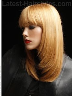 Pour Mamma - peaches and creme = summer perfect hair color - Elegant style.