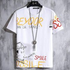 Boys Summer Outfits, Summer Boy, Spring Summer, Best Mens T Shirts, Mens Designer Shirts, Summer Tshirts, Western Outfits, Boys Shirts, Hip Hop