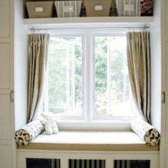 I want to create this to cover up one of my radiator which is in underneath the window.