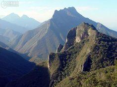 Sierra Madre oriental mexico