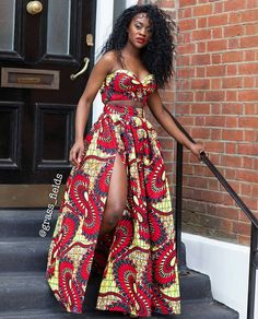 Africa fashion clothing looks Hacks 6026327473 African Inspired Fashion, African Print Fashion, Africa Fashion, Fashion Prints, African Prints, African Fabric, African Attire, African Wear, African Women