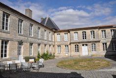 musée de la Marine de Rochefort, installé dans l'hôtel des Cheusses,