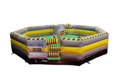 Inflatable Mechanical Meltdown WSP-150