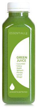 Our signature juice - liquid sunshine in a bottle!