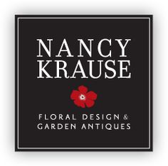 Nancy Krause – Floral Design and Garden Antiques