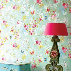 Ilse Cherry Blos. Eijffinger Pip Studio from Brewster.som Wallpaper