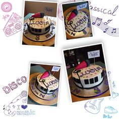 By Olivia Lisando cakes. Hip Hop, Cakes, Pies, Hiphop, Cake, Pastries, Torte, Animal Print Cakes, Layer Cakes