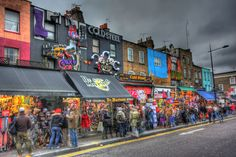 Camden High Street | by Ash Lourey
