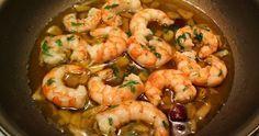 Recept voor Gambas al Ajillo
