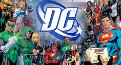DC comics <3 Absolutely love this photo! #geeks #dccomics