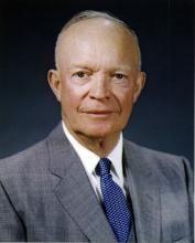 Dwight David Eisenhower (''Ike'')   eHISTORY