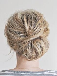 Cute+Medium+Blonde+Hairstyle+-+Homecoming+Hairstyles+2013