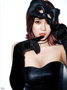 Chanmi AOA Like A Cat -