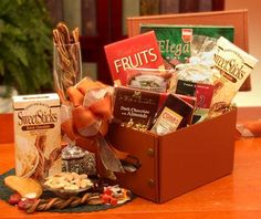 With Sincere Gratitude Gourmet Gift Box