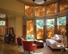 bow window treatment   # Pinterest++ for iPad #