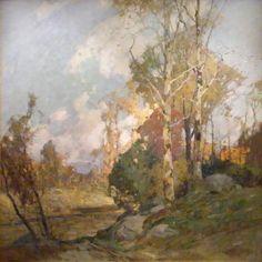 Frederick J. Mulhaupt - High Autumn