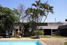 O lar da artista Tomie Ohtake