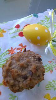 Gluten free life: Kokosovo-ovsenné muffiny bezlepkové