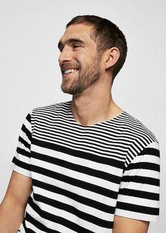 T-shirts for Man | MANGO Man United Kingdom
