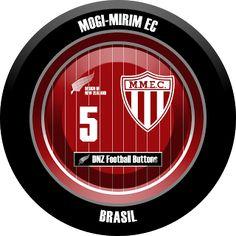DNZ Football Buttons: Mogi Mirim EC