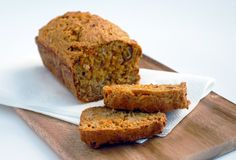 Heathy Mini Carrot Cake Loaf