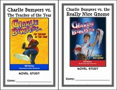 Charlie Bumpers BUNDLE (Bill Harley) 2 Novel Studies : Books #1-2 (78 pages) * Follows the Common Core Standards *  This Charlie Bumpers BUNDLE contains two Novel Studies from the Charlie Bumpers series by Bill Harley. In total, there are 78 pages. Each Novel Study is in booklet-style PDF format.