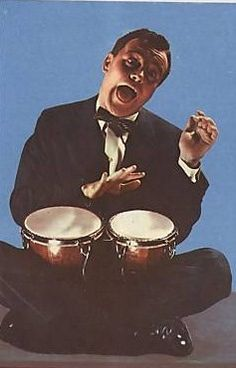 jack lemmon with bongos bell book and candle - Bing Images