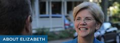 Elizabeth Warren has my vote for Massachusetts U.S. Senator... and any office she wants to run for.