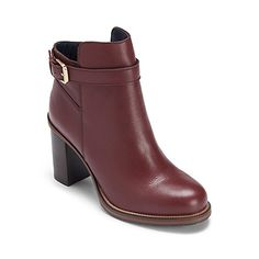 Tommy Hilfiger women's boot. Say hello to the most versatile boot in your wardrobe.