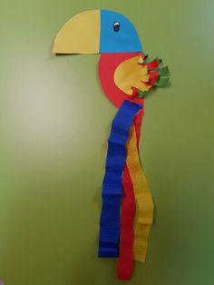 Colour Parrot