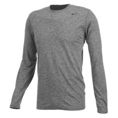 Nike Men's Dri-FIT Legend Long Sleeve T-shirt Small NEED