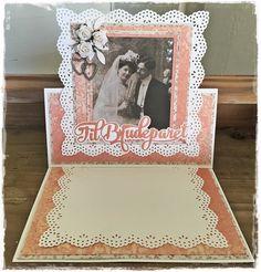 bryllupskort med bilde - Google-søk