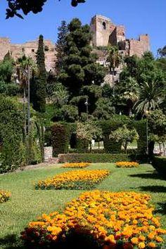 Mantenimiento de jardines y comunidades de vecinos en Málaga. Foto: Alcazaba y jardines de Pedro Luis Alonso, Málaga.